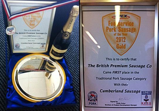 Sausage Award 2012