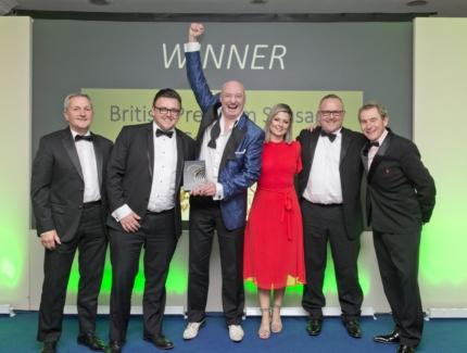 The Bath Pig wins big at Deliciouslyorkshire