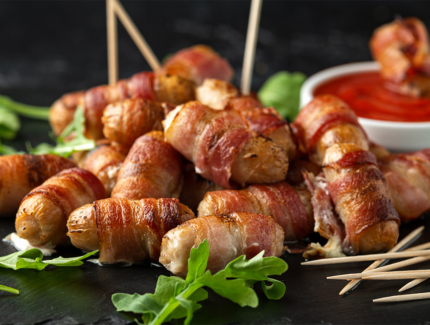 The British Premium Sausage Company speaks out on pigs in blankets shortage