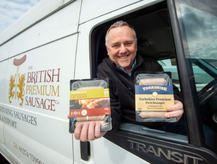 New Markets Stop Bangers Firm Turning To Mash